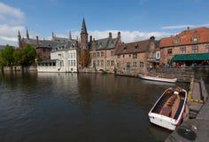 Brugge Belgium Royalty Free Stock Photo