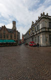 Brugge Belgium Royalty Free Stock Photography