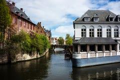 Brugge, Belgium Royalty Free Stock Photography