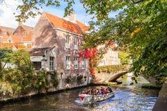 Brugge, Bruges, Belgium Stock Image
