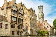 Brugge/Brugges, België royalty-vrije stock fotografie