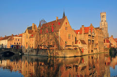 Brugge Royalty Free Stock Images