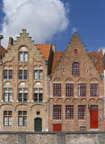 Brugge Houses Royalty Free Stock Images