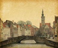 Brugge Stock Photography