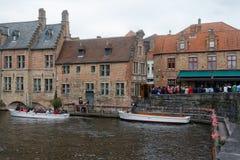 Brugge, piękny miasto w Belgia 5 zdjęcie royalty free