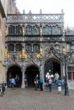 Brugge, piękny miasto w Belgia 7 fotografia stock