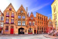 Brugge - Vlaanderen, België stock foto