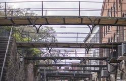 bruggen Stock Afbeeldingen