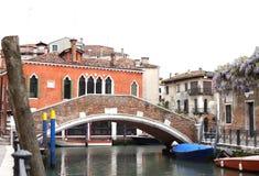 Bruggen van Venetië-I-Italië Royalty-vrije Stock Afbeeldingen