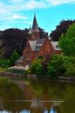 Brugges Imagen de archivo libre de regalías
