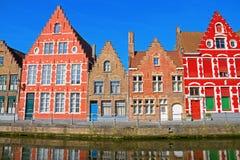 Brugges, Belgique. Photographie stock