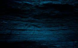 Brughiera di pietra nei toni blu immagini stock libere da diritti