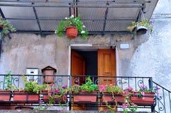 Brugnato, spezia,意大利 免版税库存照片