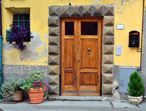 Brugnato, spezia, Италия Стоковая Фотография RF
