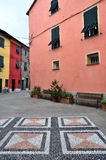 Brugnato, spezia, Италия Стоковое фото RF