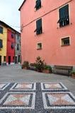 Brugnato, spezia, Italia Fotografia Stock Libera da Diritti