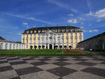 Bruhl Palace Augustusburg Near Cologne Royalty Free Stock Images