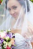 Bruid Stock Foto's