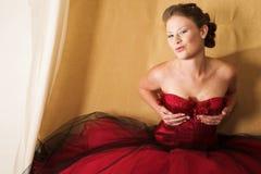 Bruid #4 royalty-vrije stock foto