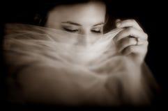 Bruid 5 van de middernacht Royalty-vrije Stock Foto