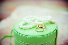 Bruid in witte kleding Royalty-vrije Stock Afbeeldingen