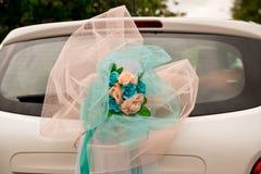 Bruid in witte kleding Royalty-vrije Stock Fotografie