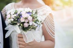 Bruidbloemen stock foto's