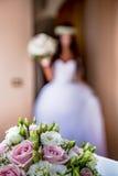 Bruidbloemen Stock Foto