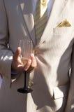 Bruidegom Royalty-vrije Stock Fotografie