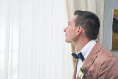 Bruidegom Stock Fotografie