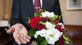 bruidegom Stock Afbeeldingen