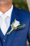 Bruidegomkostuum Stock Afbeelding