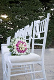 bruiden boeket Royalty-vrije Stock Foto's