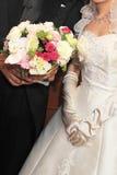 Bruids beeld royalty-vrije stock foto