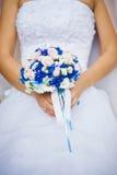 Bruids boeket Royalty-vrije Stock Foto's