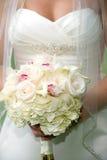 Bruids boeket Stock Foto