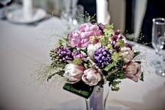 Bruids boeket Royalty-vrije Stock Fotografie