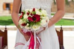 Bruids boeket Stock Fotografie