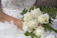 Bruids boeket Royalty-vrije Stock Afbeelding