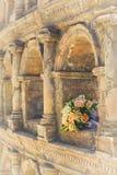 bruids boeket met rozen stock afbeeldingen