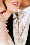 Bruids Paar #48 royalty-vrije stock foto's