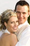 Bruids Paar Stock Afbeelding