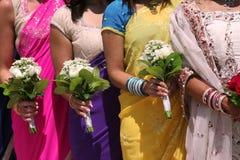 Bruids Partij Stock Afbeeldingen