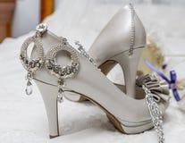 Bruids toebehoren royalty-vrije stock fotografie
