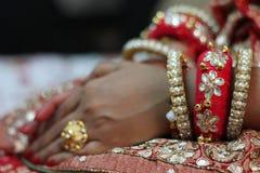 Bruids toebehoren - India Stock Foto