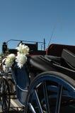 Bruids vervoer royalty-vrije stock fotografie