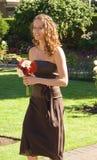 Bruidsmeisje Stock Afbeelding