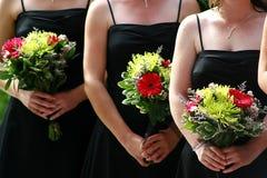 Bruidsmeisje Stock Afbeeldingen
