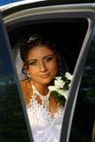 Bruidwachten stock foto