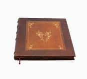 Bruin boek Royalty-vrije Stock Fotografie